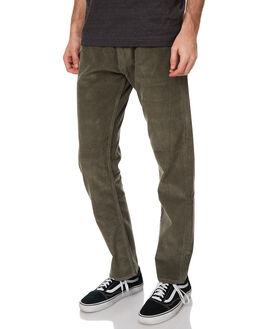 INDUSTRIAL GREEN MENS CLOTHING PATAGONIA PANTS - 55930SINDG