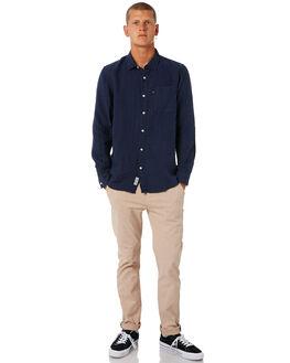 NAVY MENS CLOTHING ACADEMY BRAND SHIRTS - BA801