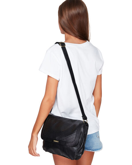 BLACK WOMENS ACCESSORIES BILLABONG BAGS + BACKPACKS - BB-6692109-BLK