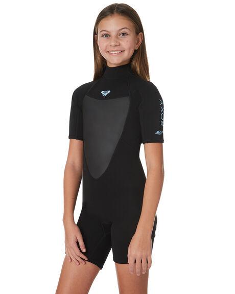BLACK BOARDSPORTS SURF ROXY GIRLS - ERGW503008KVJ0