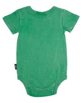GREEN WASH KIDS BABY ROCK YOUR BABY CLOTHING - BBB1850-EGRNW
