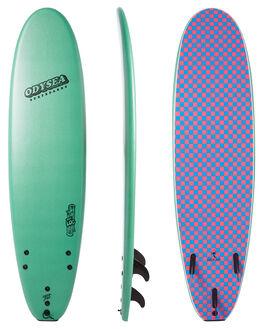 STEEL GREEN SURF SURFBOARDS CATCH SURF SOFTBOARDS - 17ODY70-SGSTGRN