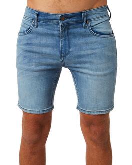 CYANIDE MENS CLOTHING WRANGLER SHORTS - W-901234-EY1CYAN