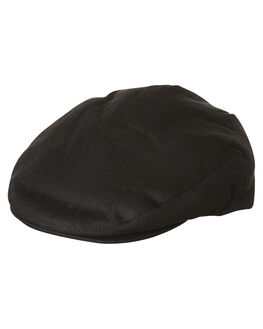 BLACK MENS ACCESSORIES BRIXTON HEADWEAR - CHAHOOBK