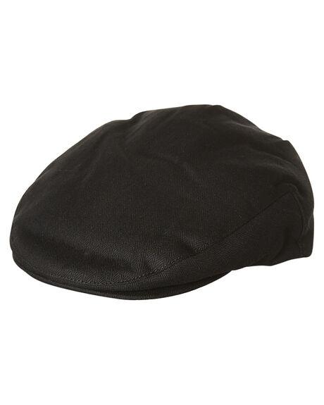 2c7971b1256d3 Brixton Brixton Hooligan Hat - Black   SurfStitch