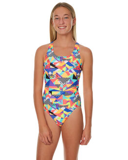 HOSIER KIDS GIRLS SPEEDO SWIMWEAR - 42H30-6533