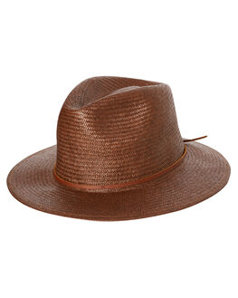 BROWN WOMENS ACCESSORIES BRIXTON HEADWEAR - 10471-BROWN