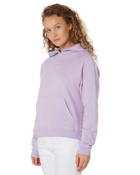 LAVENDER WOMENS CLOTHING SWELL JUMPERS - S8189545LAVDR