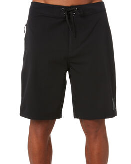 BLACK MENS CLOTHING HURLEY BOARDSHORTS - CJ5105010