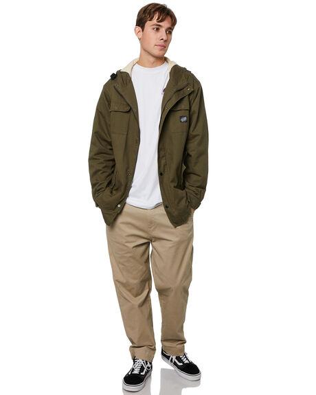 SAGE MENS CLOTHING SANTA CRUZ JACKETS - SC-MJA0889SAGE
