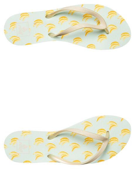 BANANA WOMENS FOOTWEAR REEF THONGS - 1604ANA