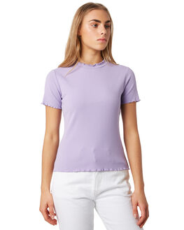 LILAC WOMENS CLOTHING ELWOOD TEES - W93315-371