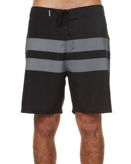 BLACK MENS CLOTHING HURLEY BOARDSHORTS - MBS000743000A