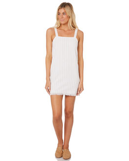 STRIPE WOMENS CLOTHING NUDE LUCY DRESSES - NU23437STRIPE