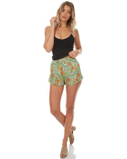 MULTI WOMENS CLOTHING MINKPINK SHORTS - MP1706430MULTI