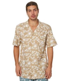 BEIGE MENS CLOTHING ZANEROBE SHIRTS - 302-TDKIBEIGE