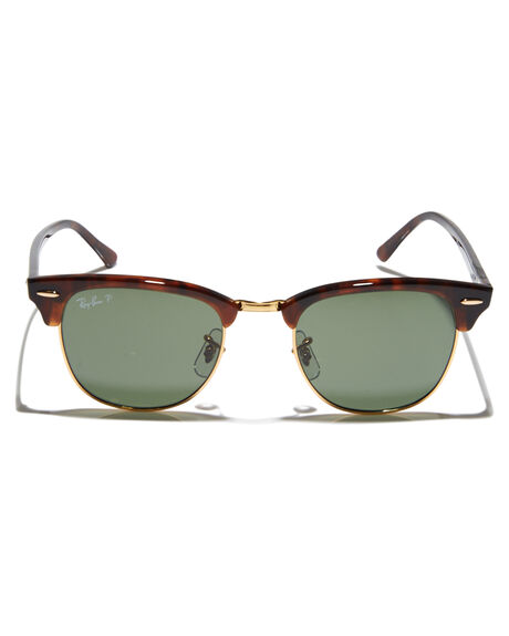 RED HAVANA MENS ACCESSORIES RAY-BAN SUNGLASSES - 0RB3016REDHV