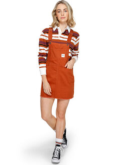 GINGER BREAD WOMENS CLOTHING ELEMENT PLAYSUITS + OVERALLS - EL-293869-GGB