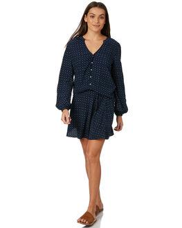 INDIGO WOMENS CLOTHING TIGERLILY SKIRTS - T383281IND