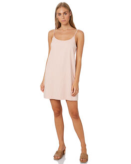 SHELL WOMENS CLOTHING NUDE LUCY DRESSES - NU23737SHELL