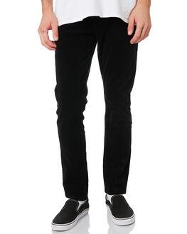 BLACK CORD MENS CLOTHING NEUW PANTS - 33286917