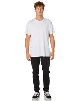 BLACK MENS CLOTHING SANTA CRUZ PANTS - SC-MPC6269BLK