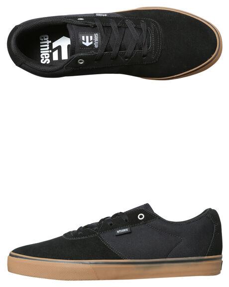 BLACK GUM MENS FOOTWEAR ETNIES SNEAKERS - 4101000457-968