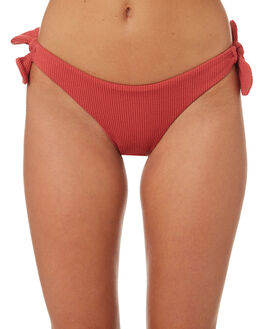 BERRY WOMENS SWIMWEAR MINKPINK BIKINI BOTTOMS - MS1806040BRY