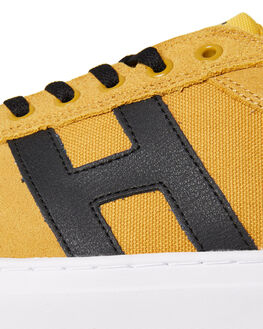 ARROW WOOD MENS FOOTWEAR HUF SKATE SHOES - CP00021ARR
