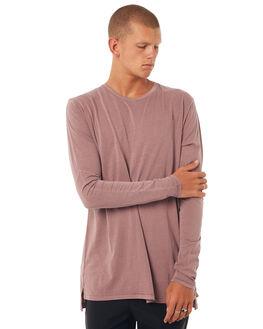 PIGMENT MAUVE MENS CLOTHING ZANEROBE TEES - 115-RISEPMAVE