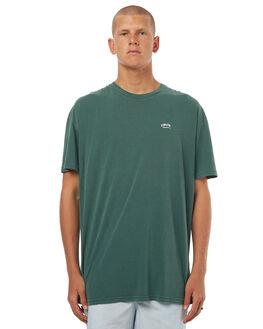 DARK BOTTLE MENS CLOTHING STUSSY TEES - ST071000DBTL