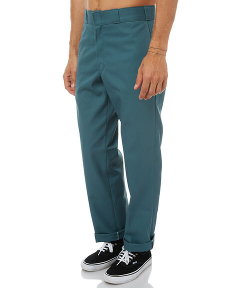 LINCOLN GREEN MENS CLOTHING DICKIES PANTS - DCK874LIGRN