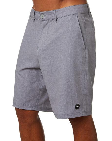 GREY MARLE MENS CLOTHING SWELL SHORTS - S5164247GRYMA