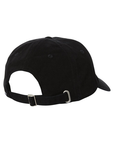 BLACK MENS ACCESSORIES TOWN AND COUNTRY HEADWEAR - TC212HWM02BLK