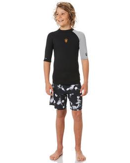 BLACK GREY BOARDSPORTS SURF FAR KING BOYS - 2162BLKGR