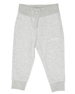 NEW GREY MARLE KIDS BABY BONDS CLOTHING - KXHPNWY