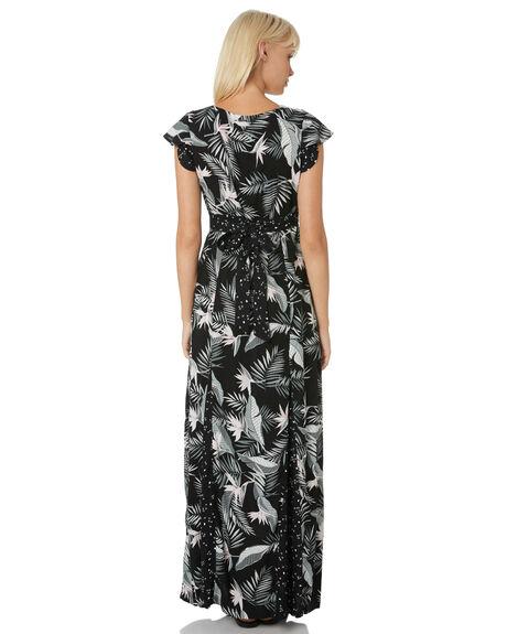 BLACK WOMENS CLOTHING VOLCOM DRESSES - B1331976BLK