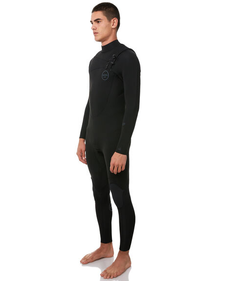 BLACK MURD LOGO SURF WETSUITS XCEL STEAMERS - MN32ZXC7BBK