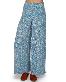 BLUE HAZE WOMENS CLOTHING BILLABONG PANTS - BB-6591405-BN4