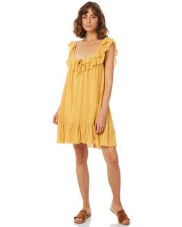 HONEY WOMENS CLOTHING RUE STIIC DRESSES - SA18-13-H-Y-HON
