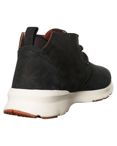 BLACK WHITE MENS FOOTWEAR DC SHOES SNEAKERS - ADYS100367BKW