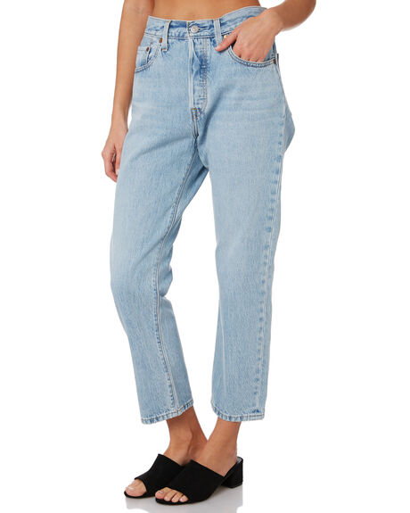 MONTGOMERY BAKED WOMENS CLOTHING LEVI'S JEANS - 36200-0074MONT