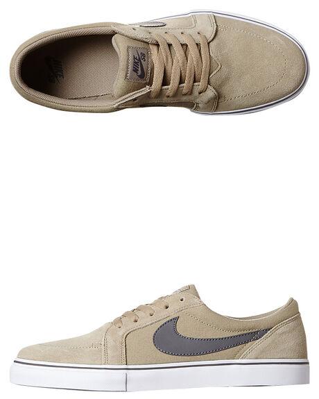 31608fa6072e Nike Womens Sb Satire Ii Shoe - Bamboo Grey White