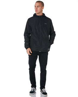 BLACK MENS CLOTHING DEPACTUS JACKETS - D5184385BLACK