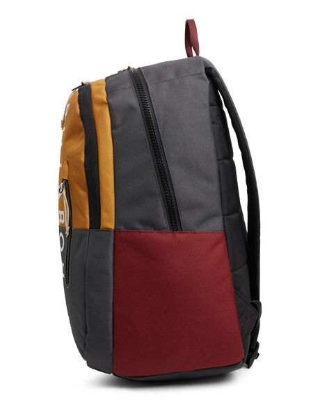 GOLD MENS ACCESSORIES BILLABONG BAGS + BACKPACKS - BB-9681008-GOL