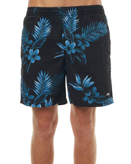NAVY MENS CLOTHING STUSSY BOARDSHORTS - ST072602NVY