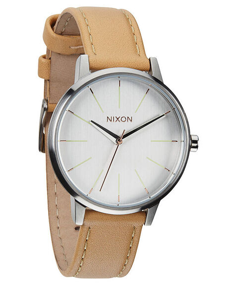 NATURAL SILVER MENS ACCESSORIES NIXON WATCHES - A1081603