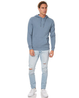 CADET BLUE MENS CLOTHING SWELL JUMPERS - S5162453CBLU
