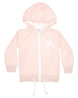 ROSE KIDS TODDLER GIRLS KISSED BY RADICOOL JACKETS - KR0717RSE
