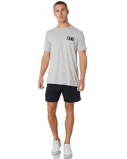 SILVER MARLE MENS CLOTHING ZANEROBE TEES - 105-WORD-SLVR
